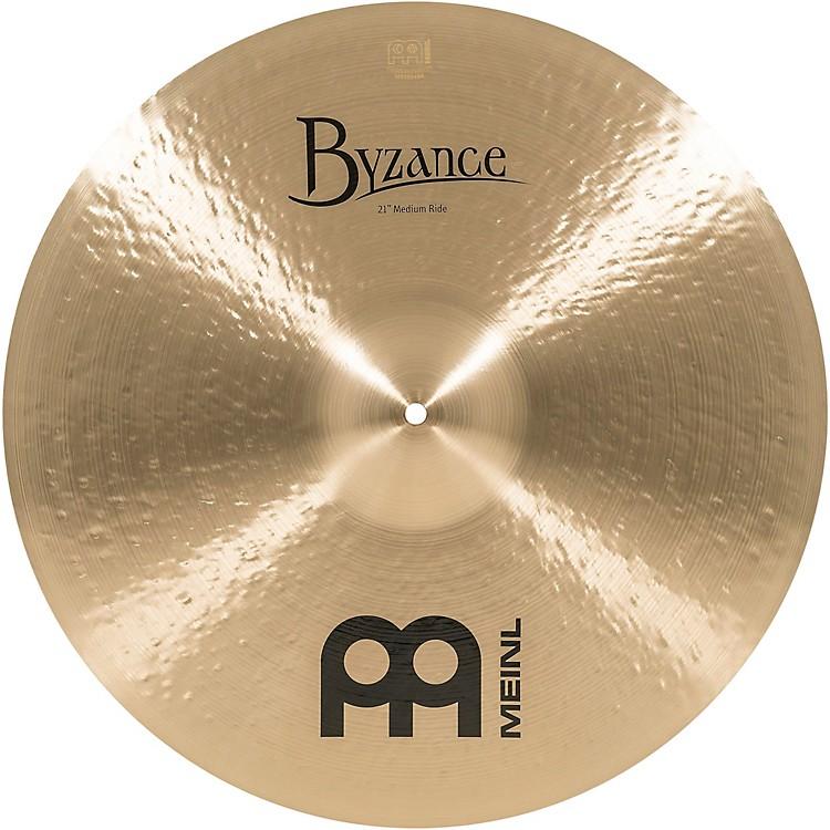MeinlByzance Medium Ride Traditional Cymbal21 in.