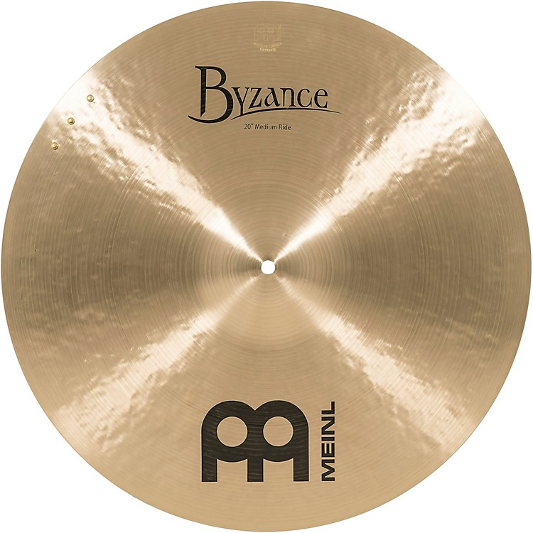Meinl Byzance Medium Sizzle Ride Traditional Cymbal 20 in.
