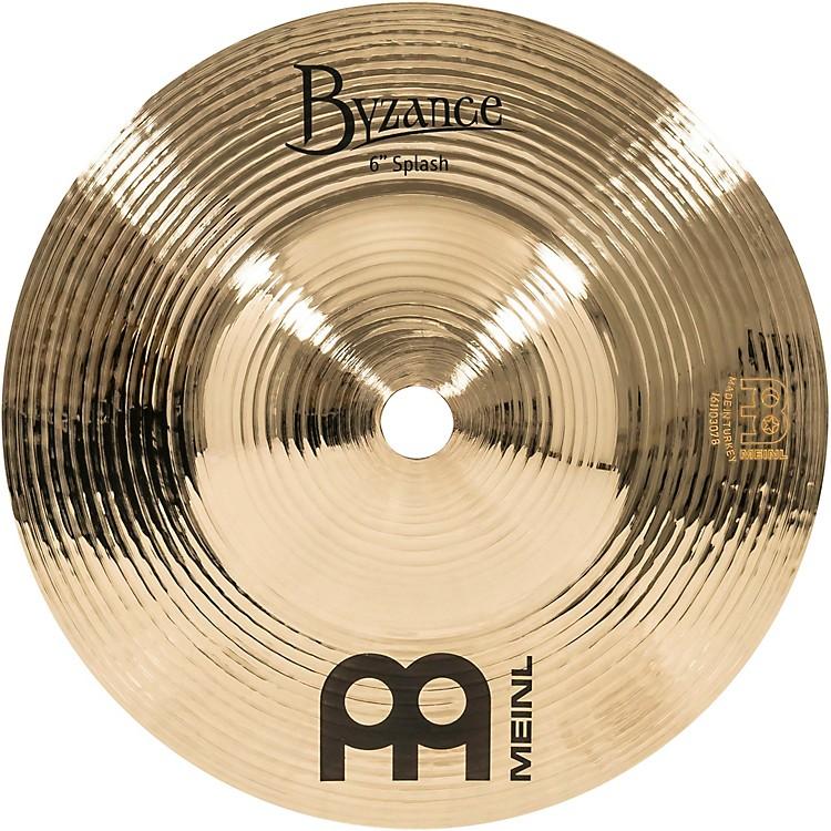 MeinlByzance Splash Cymbal6 in.