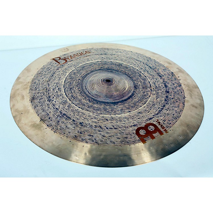 Meinl Byzance Tradition Light Ride Cymbal 22 in. 888365736532