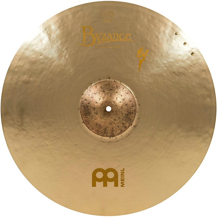 MeinlByzance Vintage Series Benny Greb Sand Crash-Ride Cymbal22 in.