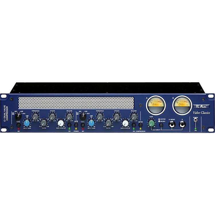 TL AudioC-1 2-Channel Valve Tube Compressor