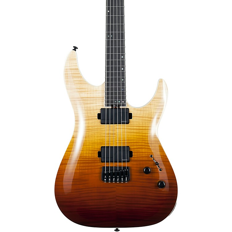 Schecter Guitar ResearchC-1 SLS Elite Electric GuitarAntique Fade Burst