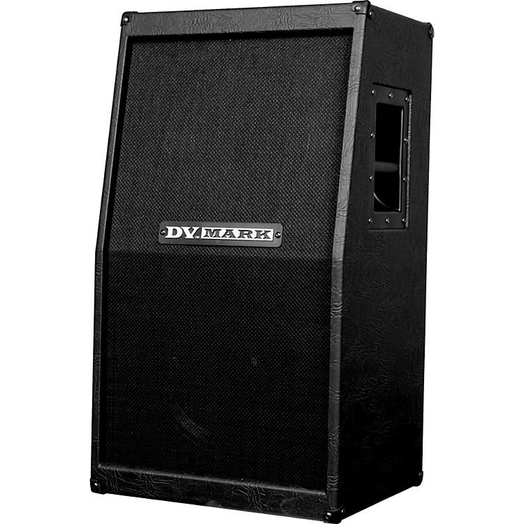 DV MarkC 212 V Vertical Slant 2x12 Guitar Speaker Cabinet 300W