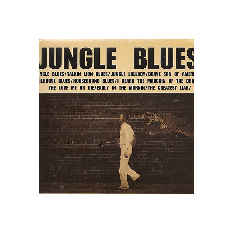 Alliance C.W. Stoneking - Jungle Blues