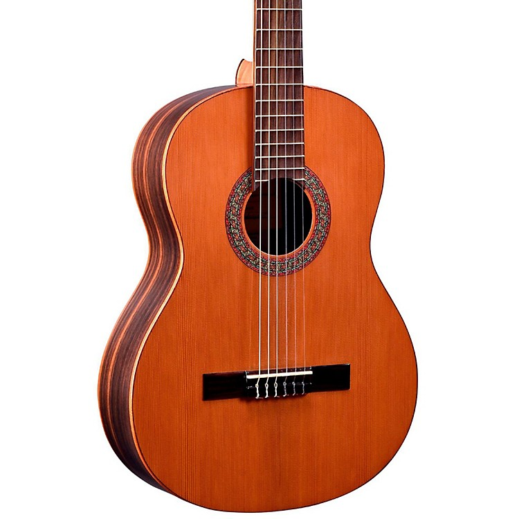 Manuel Rodriguez C1-CED Classical Nylon-String Acoustic Guitar Natural