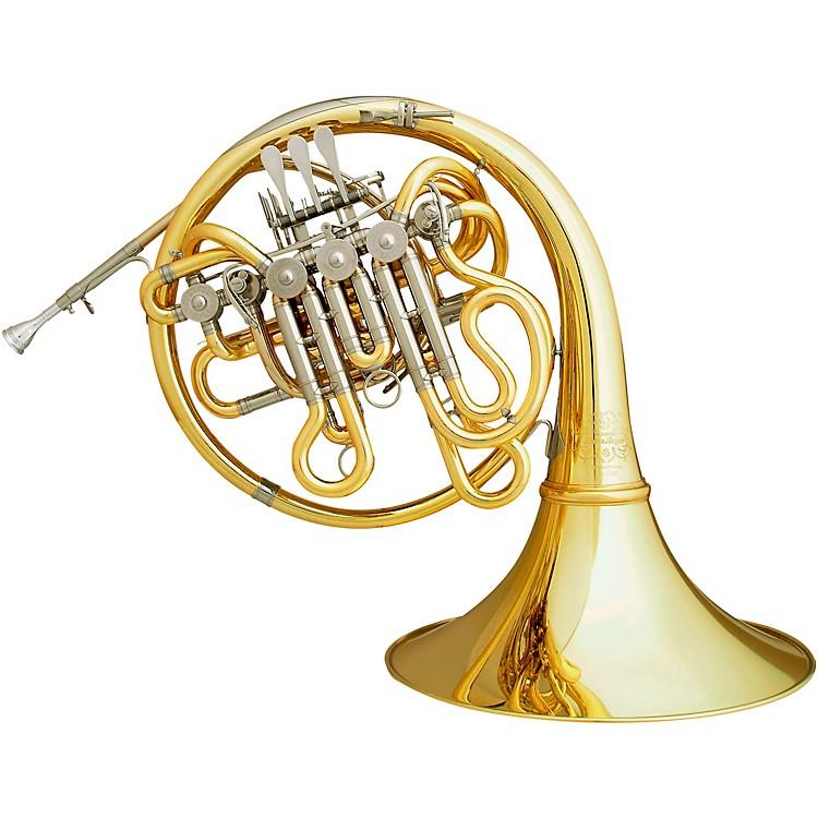 Hans HoyerC1-L Triple HornYellow BrassDetachable Bell