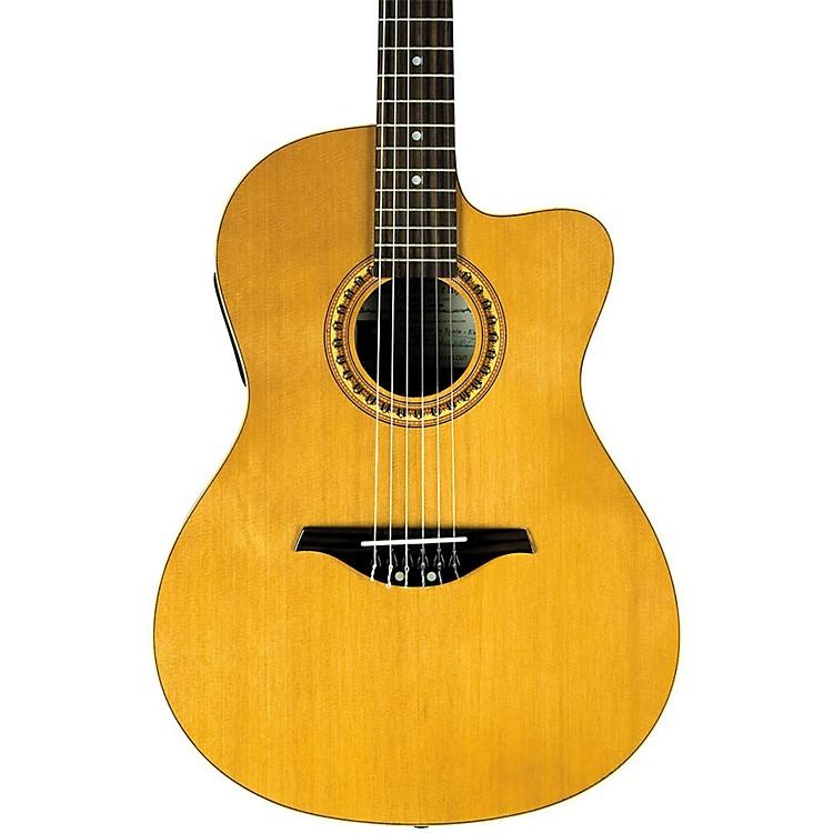 Manuel RodriguezC10CUT-U Nylon-String Classical Acoustic-Electric GuitarNatural