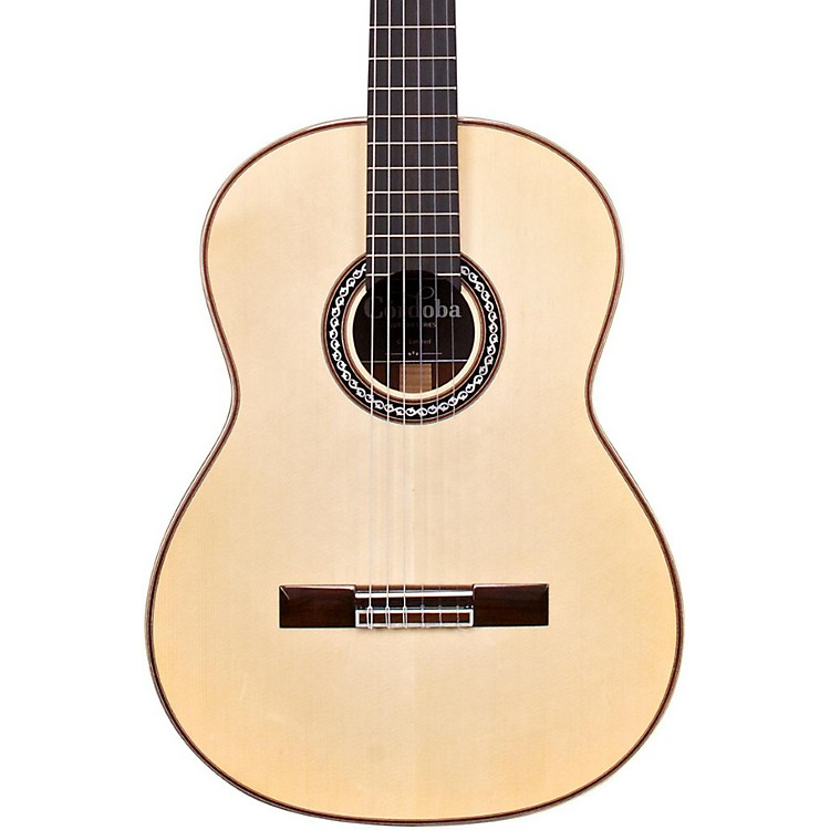 Cordoba C12 Limited Spruce Top Classical Guitar Natural