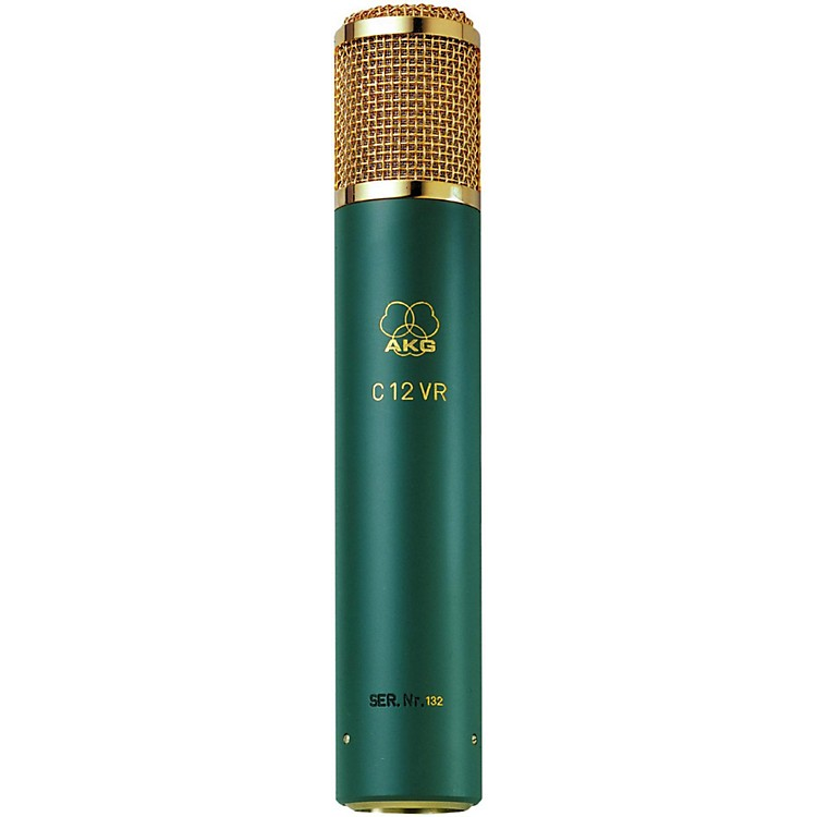 AKG C12 VR Reference Tube Condenser Microphone  888365763682