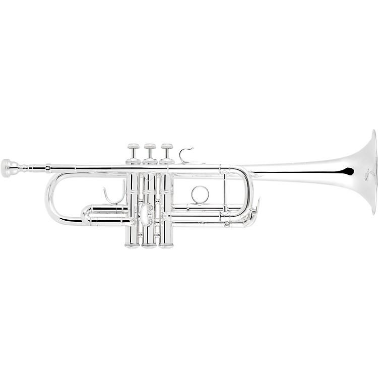 BachC190 Stradivarius Series Professional C TrumpetSilver plated