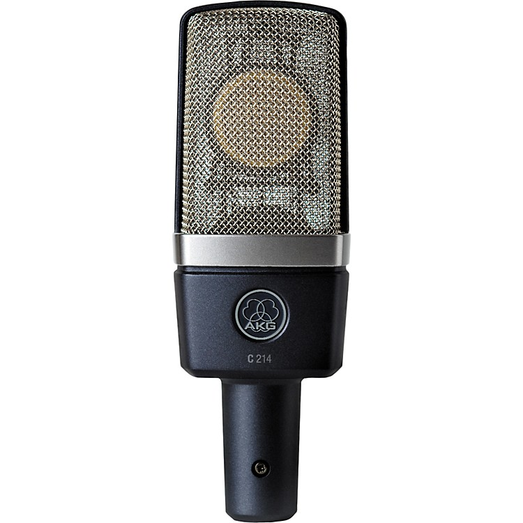 AKGC214 Large Diaphragm Condenser Microphone