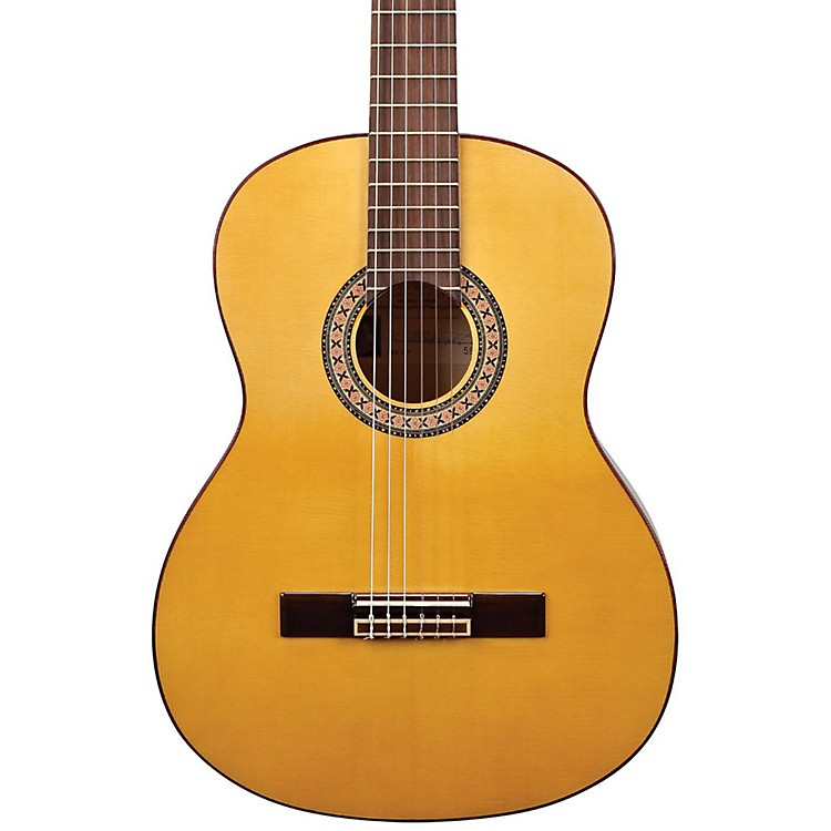 Manuel Rodriguez C3FLAM Nylon-String Flamenco Acoustic Guitar Natural