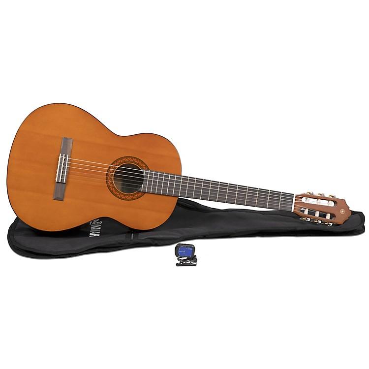 YamahaC40 Gigmaker Classical Acoustic Guitar Pack (Natural)