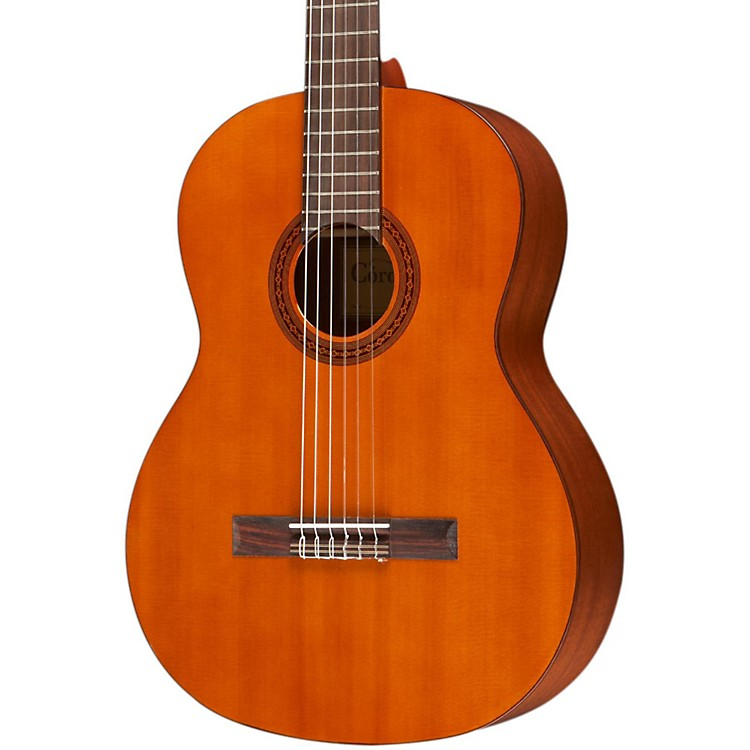 cordoba c5 acoustic nylon string classical guitar natural music123. Black Bedroom Furniture Sets. Home Design Ideas
