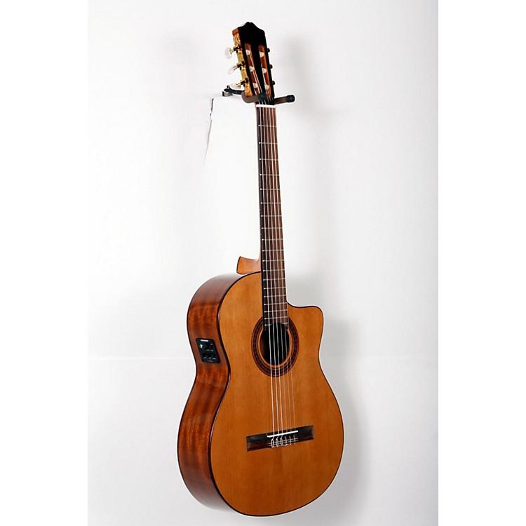 CordobaC5-CE Classical Cutaway Acoustic-Electric GuitarNatural888365791661