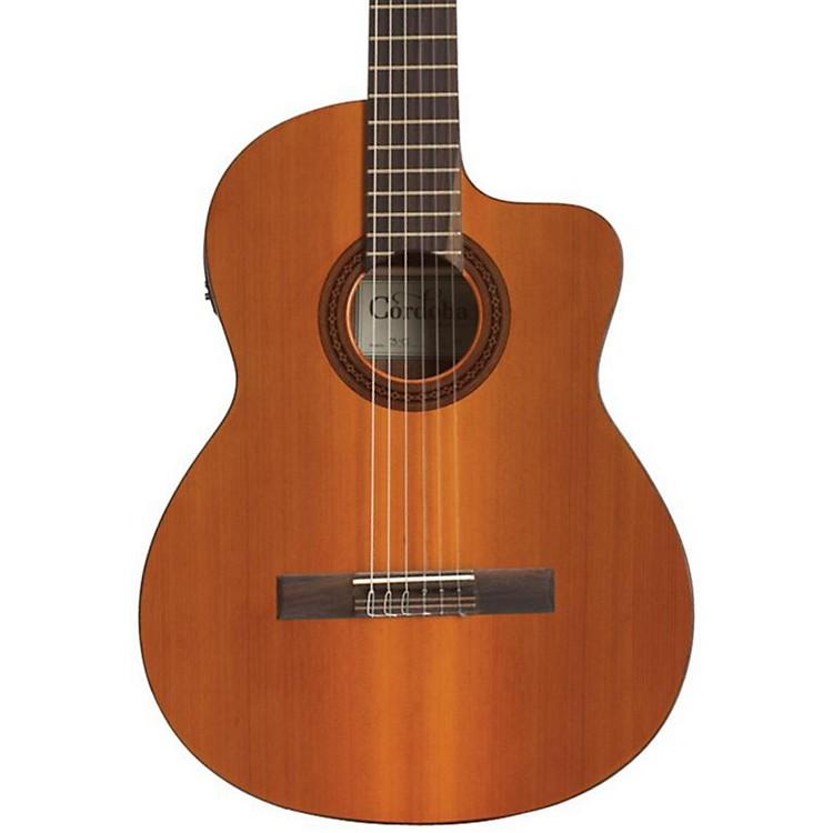 CordobaC5-CE Classical Cutaway Acoustic-Electric GuitarNatural