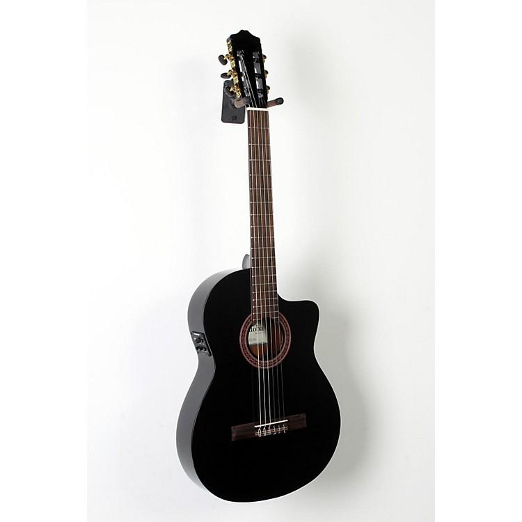 CordobaC5-CET Classical Thinline Acoustic-Electric GuitarBlack888365842837