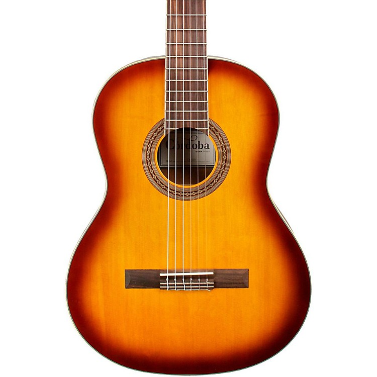 Cordoba C5 SB Classical Spruce Top Acoustic Guitar Sunburst