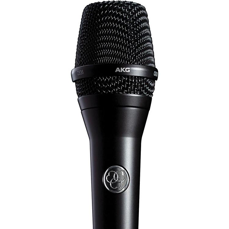 AKGC636 Handheld Vocal MicrophoneBlack
