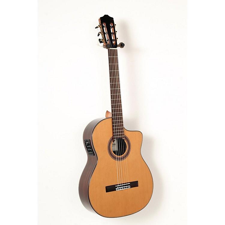 CordobaC7-CE CD Acoustic-Electric Nylon String Classical GuitarNatural888365835938