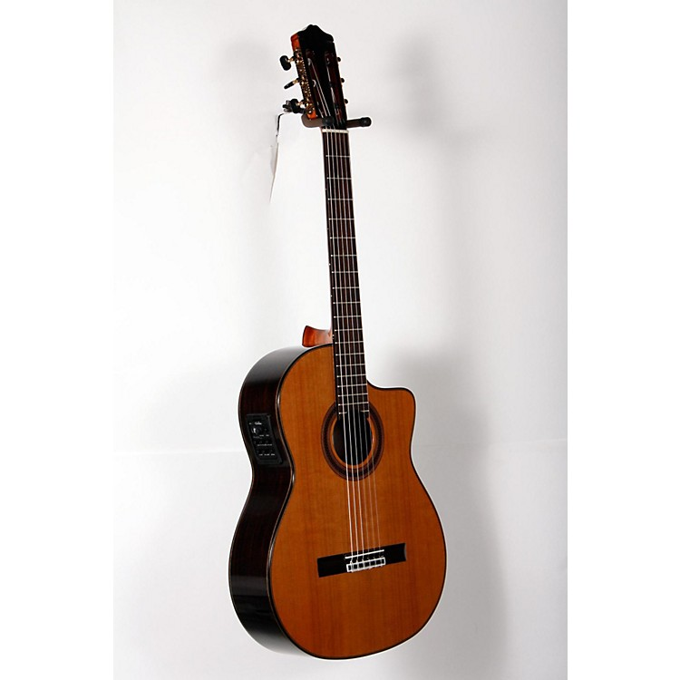 CordobaC7-CE CD Acoustic-Electric Nylon String Classical GuitarNatural888365895376