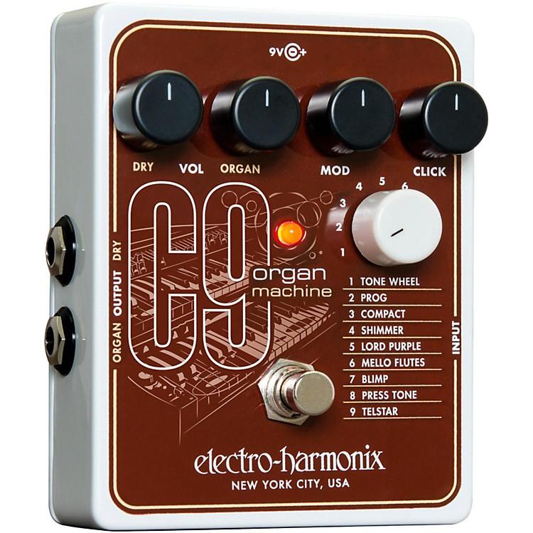 Electro-HarmonixC9 Organ Machine Guitar Effects Pedal