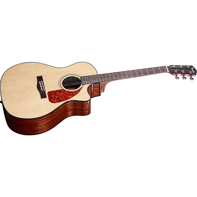 FenderCA 360SCE Auditorium Solid Top Cutaway Acoustic-Electric Guitar
