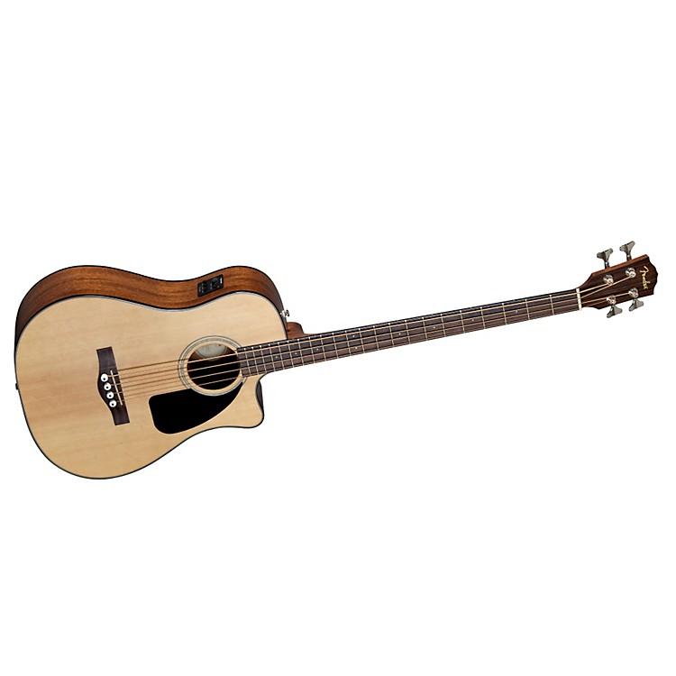 FenderCB-100CE Acoustic-Electric Bass Guitar