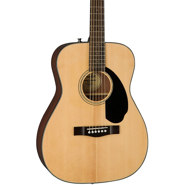 Fender CC-60S Concert Acoustic Guitar Natural