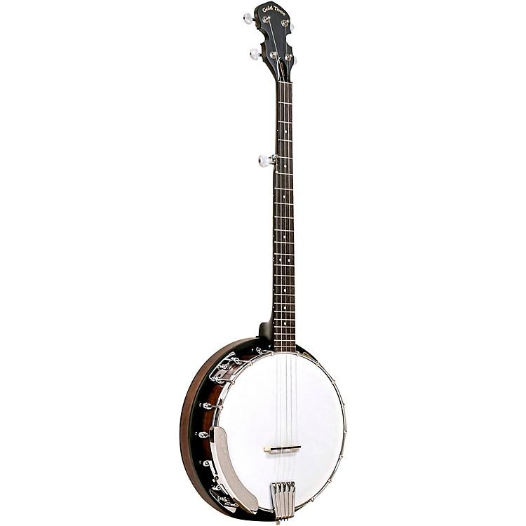 Gold ToneCC-BG Bluegrass Banjo Starter PackVintage Brown