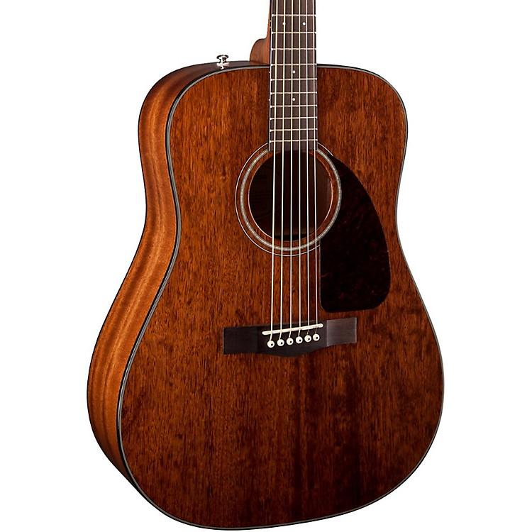 FenderCD-140S All Mahogany Acoustic GuitarNatural