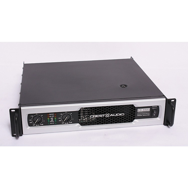 Crest Audio CD 2000 2000W Power Amplifier  889406864832