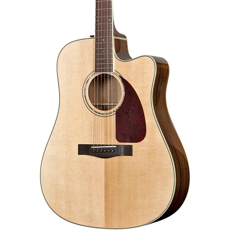 Fender CD 320ASCE Dreadnought Cutaway Acoustic-Electric Guitar