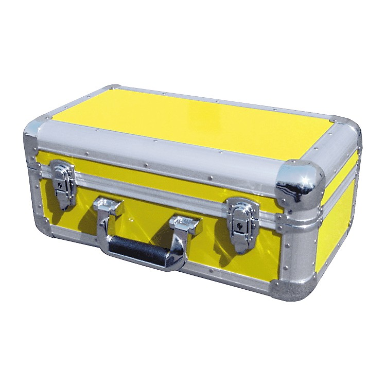 Eurolite CD-3R 3-Row CD Case Yellow