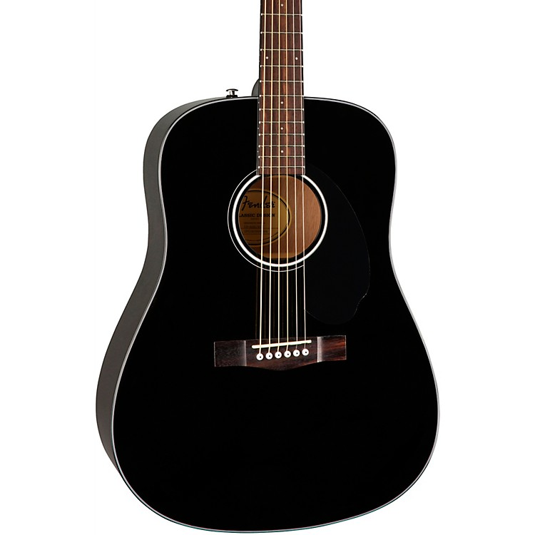 fender cd 60s dreadnought acoustic guitar music123. Black Bedroom Furniture Sets. Home Design Ideas