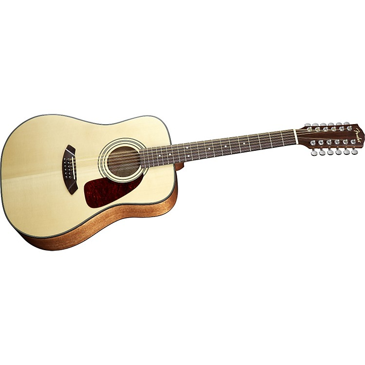 fender cd140s 12 12 string dreadnought acoustic guitar music123. Black Bedroom Furniture Sets. Home Design Ideas