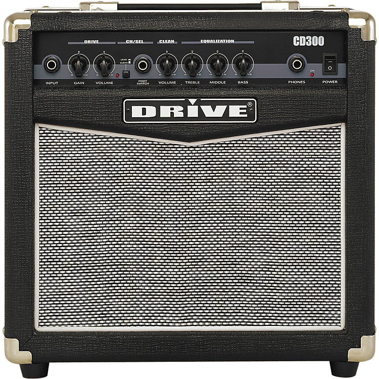 drive cd300 30w guitar combo amp music123. Black Bedroom Furniture Sets. Home Design Ideas