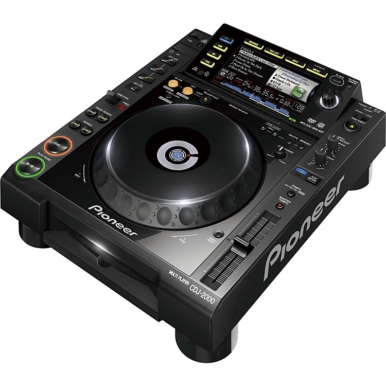 Pioneer CDJ-2000 - Professional Multi Player  886830874932