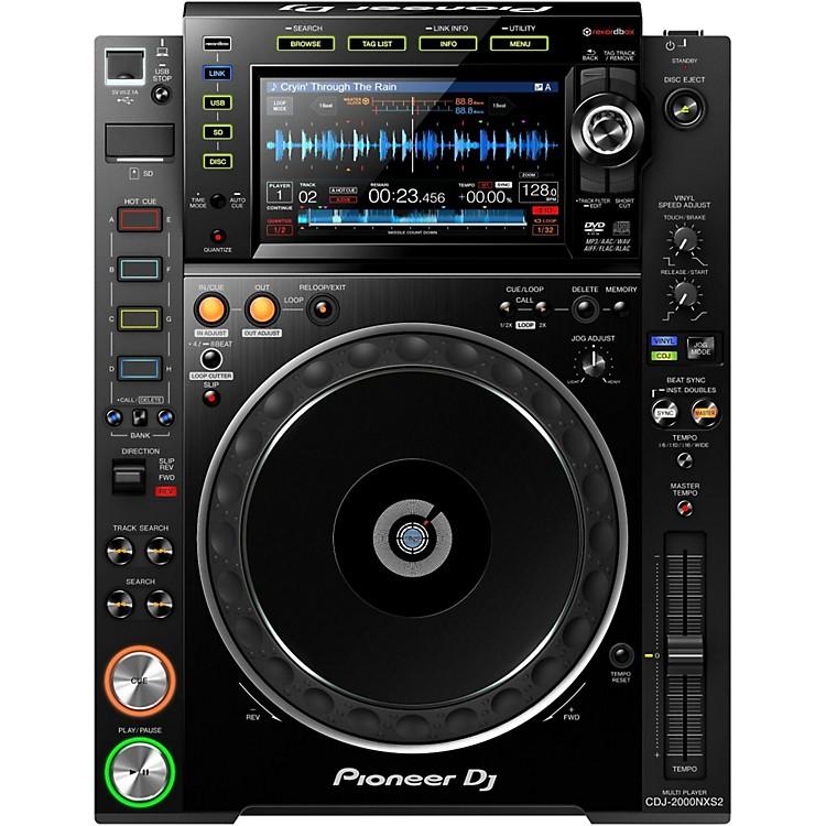 PioneerCDJ-2000NXS2 Pro-DJ Multi Player