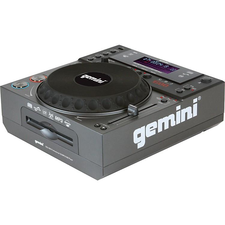 GeminiCDJ-600 Professional CD Player