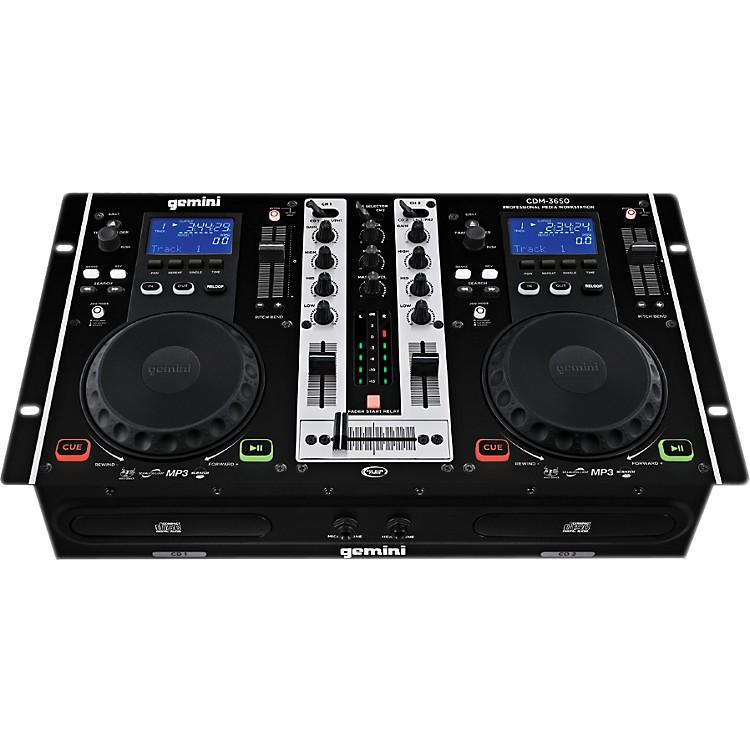 GeminiCDM-3650 Dual CD Mixing Console