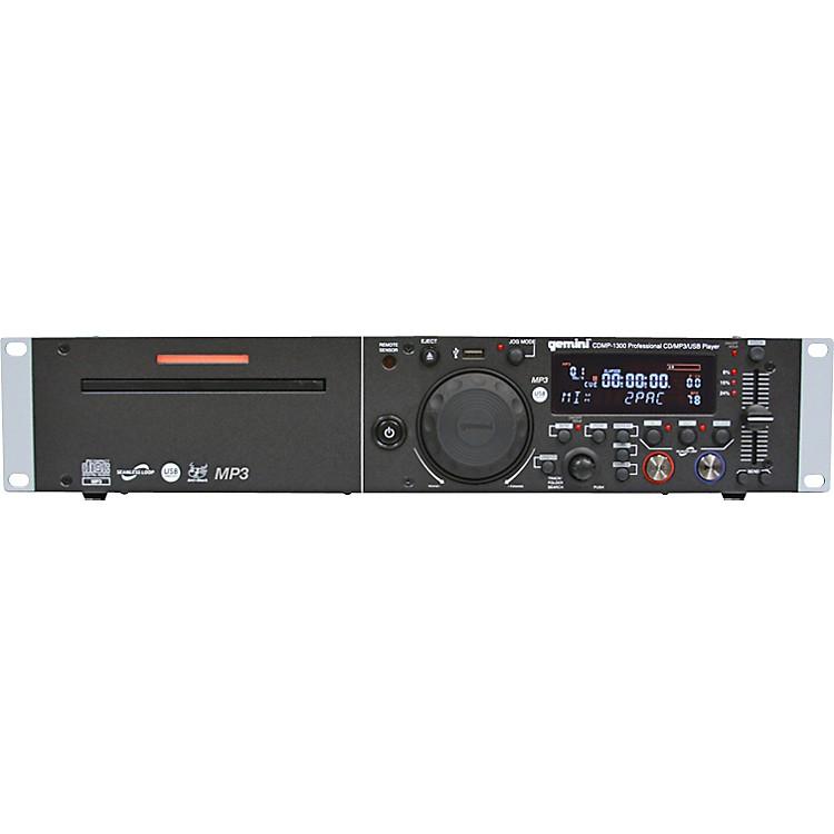 GeminiCDMP-1300 Single CD/MP3 USB Player