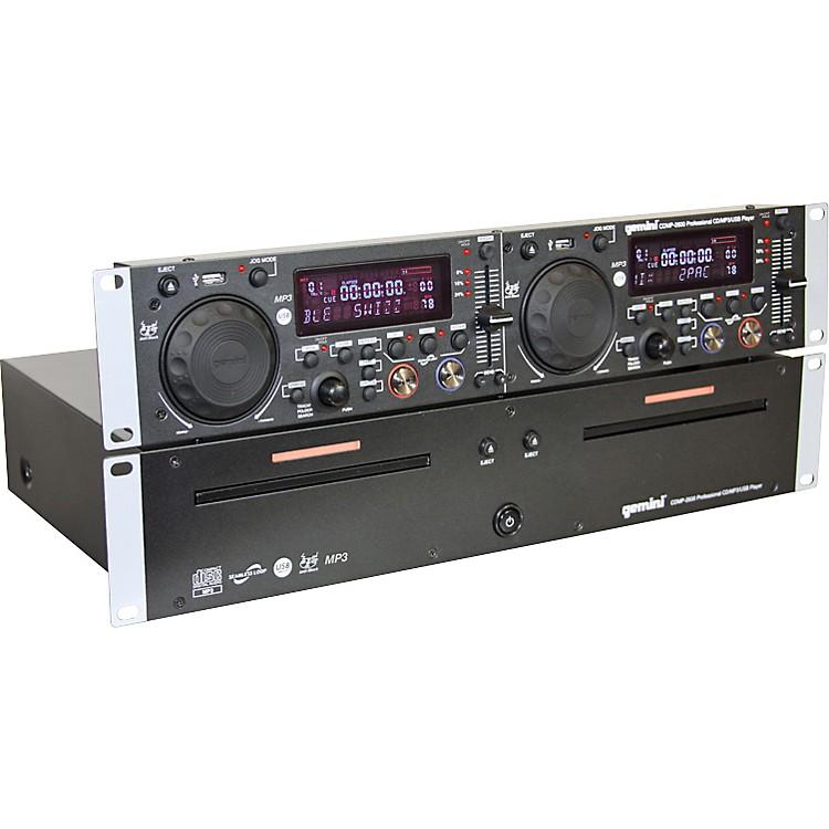 GeminiCDMP-2600 Dual CD/MP3 USB Player886830263576