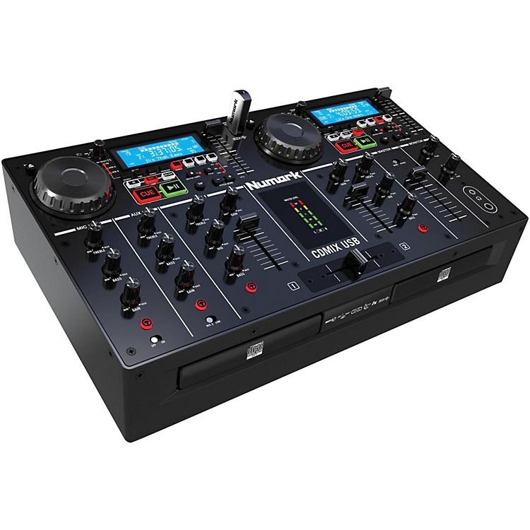 NumarkCDMix USB Self-Contained DJ System