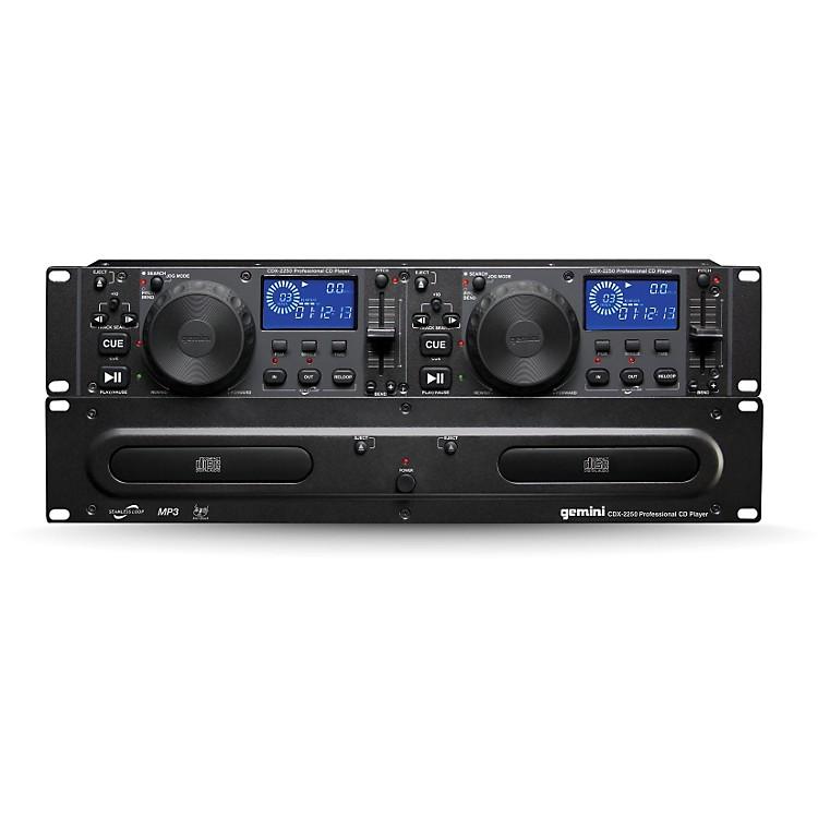 GeminiCDX-2250 2U Rackmount CD Player888365832067