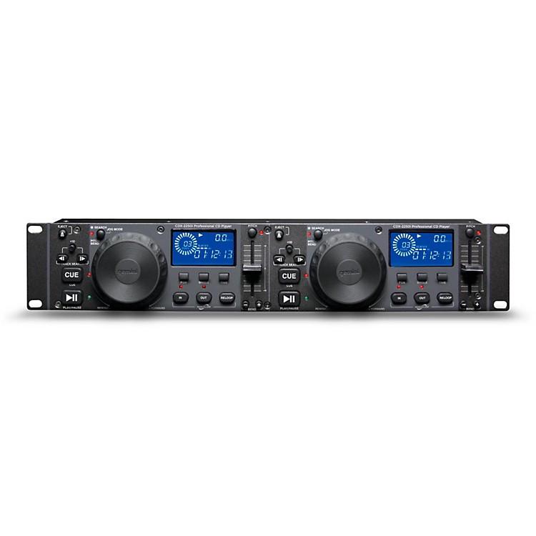 GeminiCDX-2250i Dual CD Player