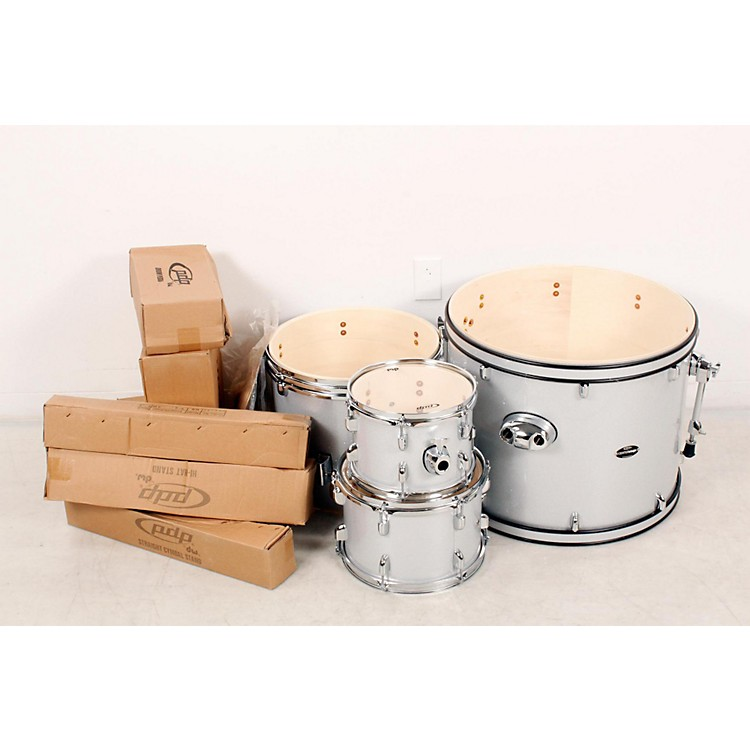 PDP by DWCENTERstage 5-Piece Drum Set with Hardware and CymbalsDiamond888365893785