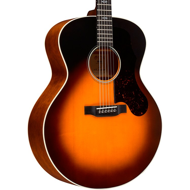 MartinCEO-8.2 Acoustic GuitarBourbon Sunset Burst