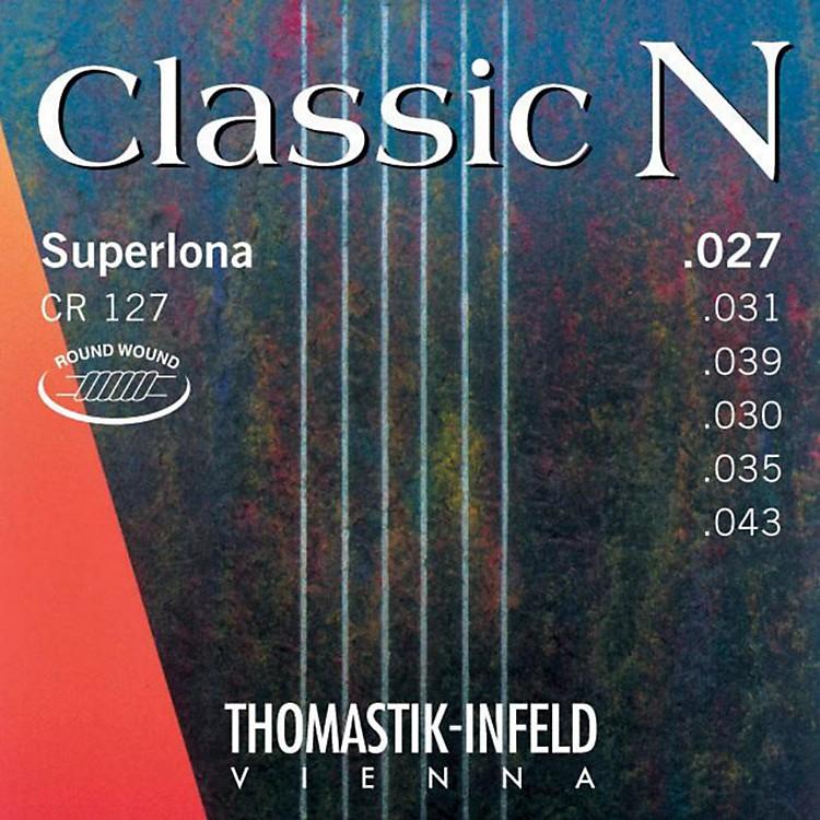 ThomastikCF127 N Series Nylon Guitar Strings - Normal Tension